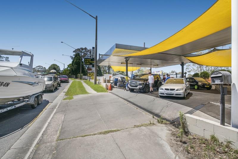 Car Wash Sydney Cbd