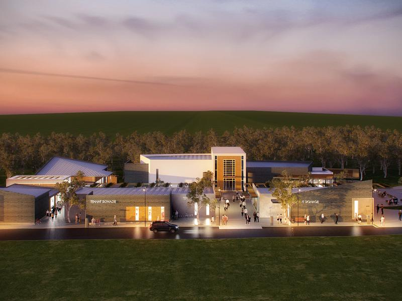 DA Approved Commercial Hub In Thriving Regional Centre