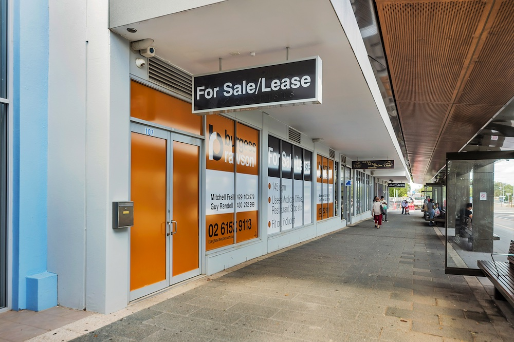Purchase or Lease in the Heart of Gungahlin Town Centre