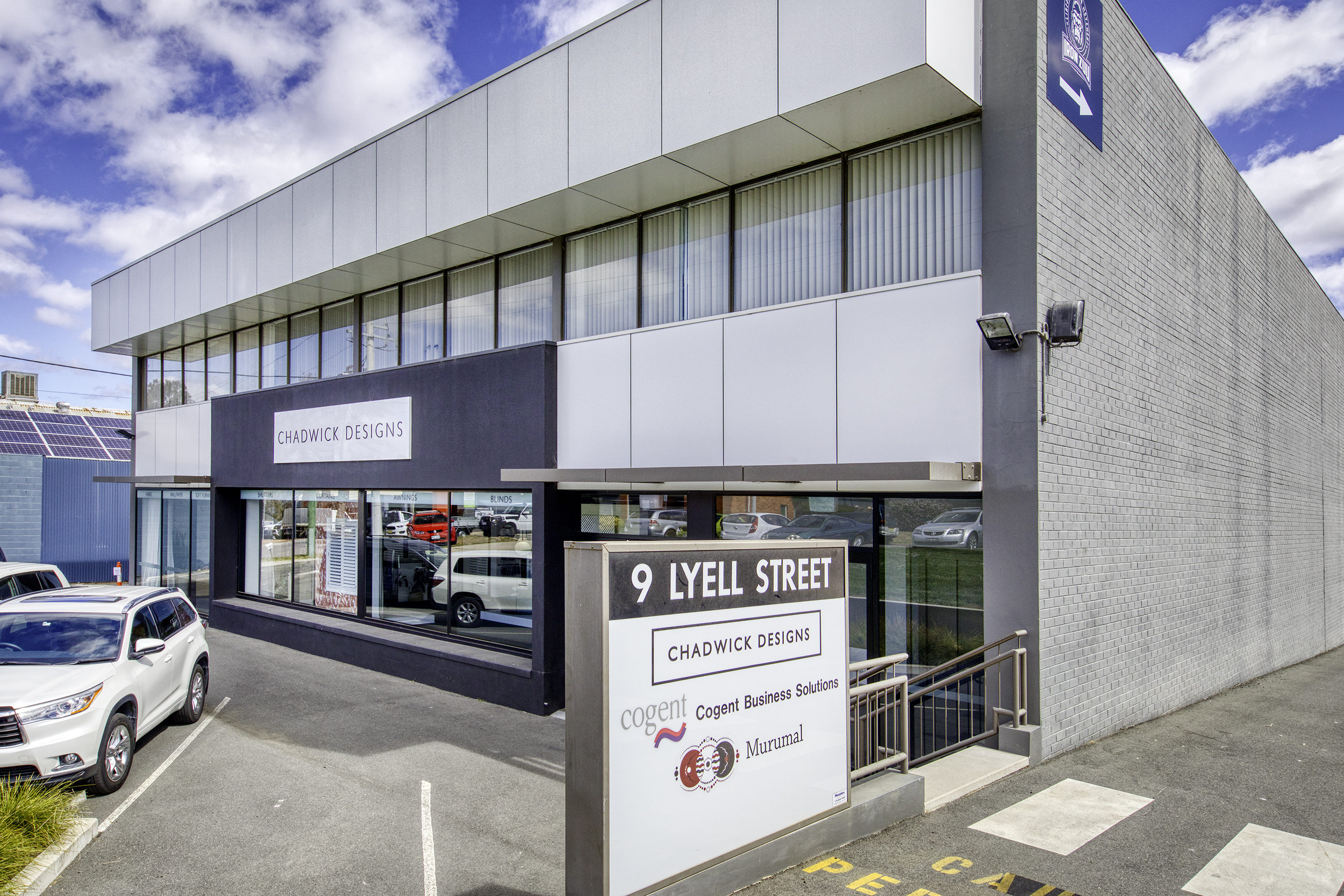High Profile Multi Tenanted Office/Showroom Investment