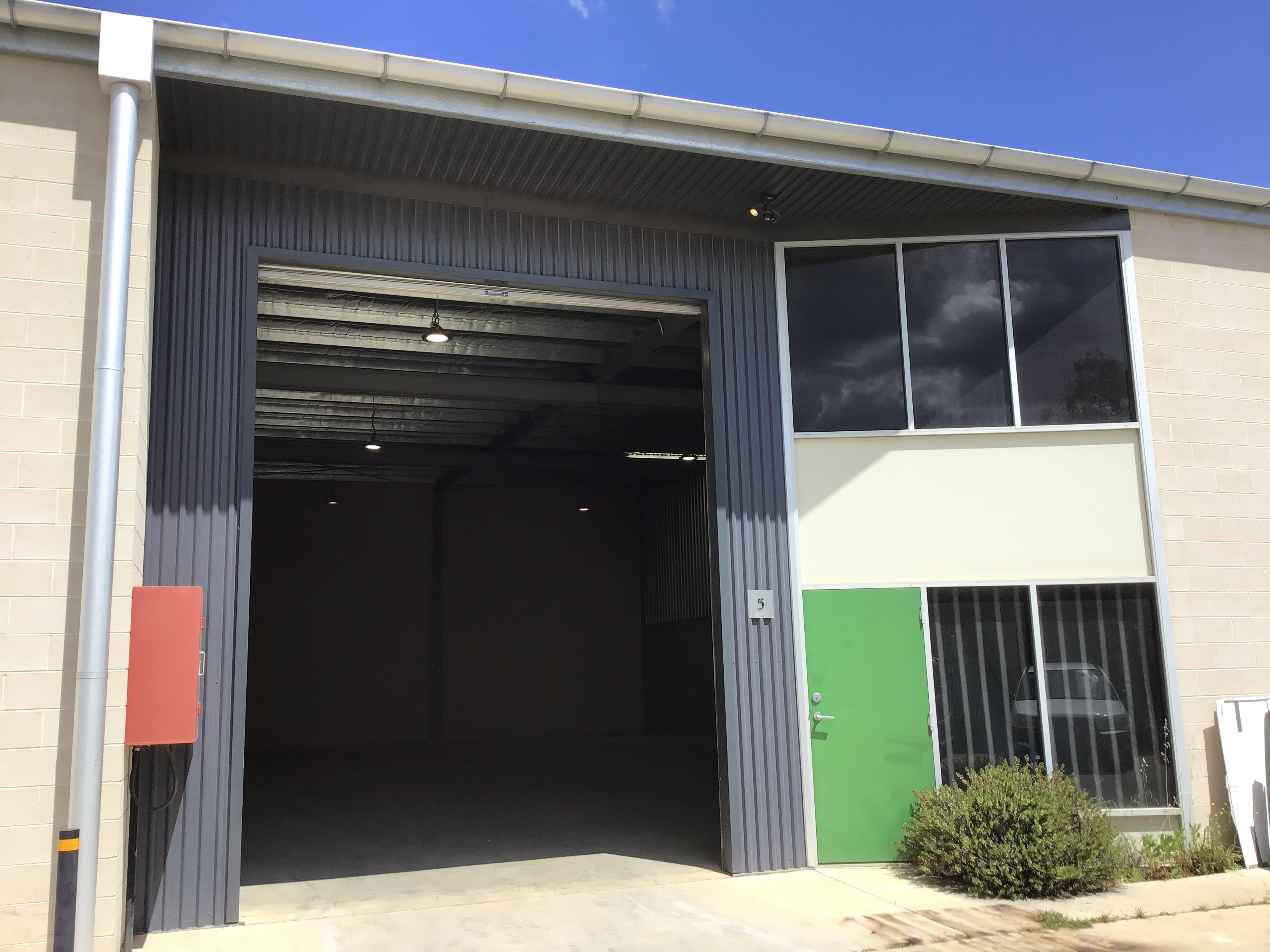 Modern Commercial Warehouse