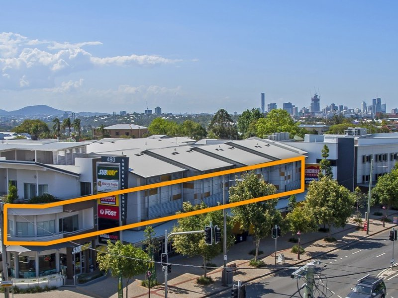 High Quality City Fringe Office Space Flexibility to Strata Title into 6 Units (STCA)