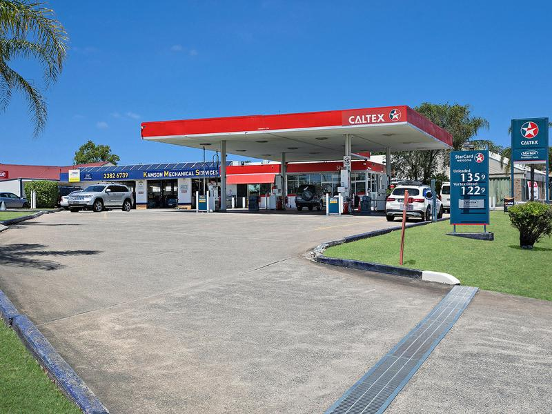 Affordable ASX Listed Fuel Investment. Strong South East Queensland Growth Corridor
