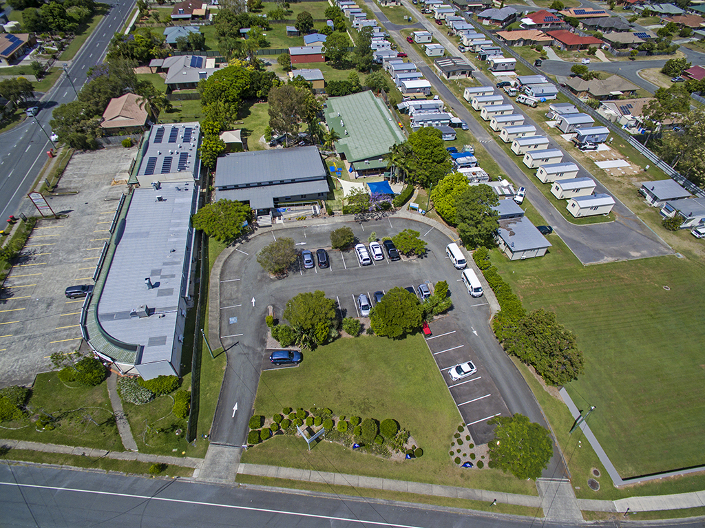 Large Dual Building Centre, Leased to December 2022 + Options to 2027 – ASX Listed Tenant G8 Education