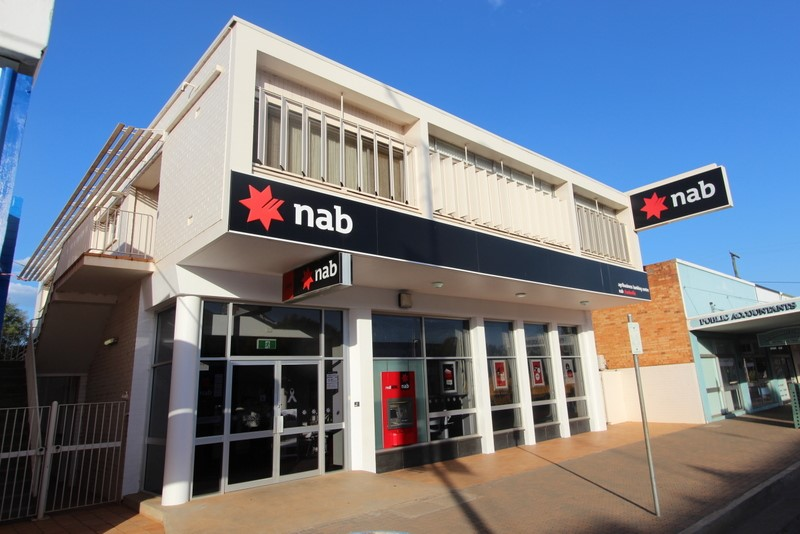 Prime CBD Bank Investment ASX Listed Major Tenant