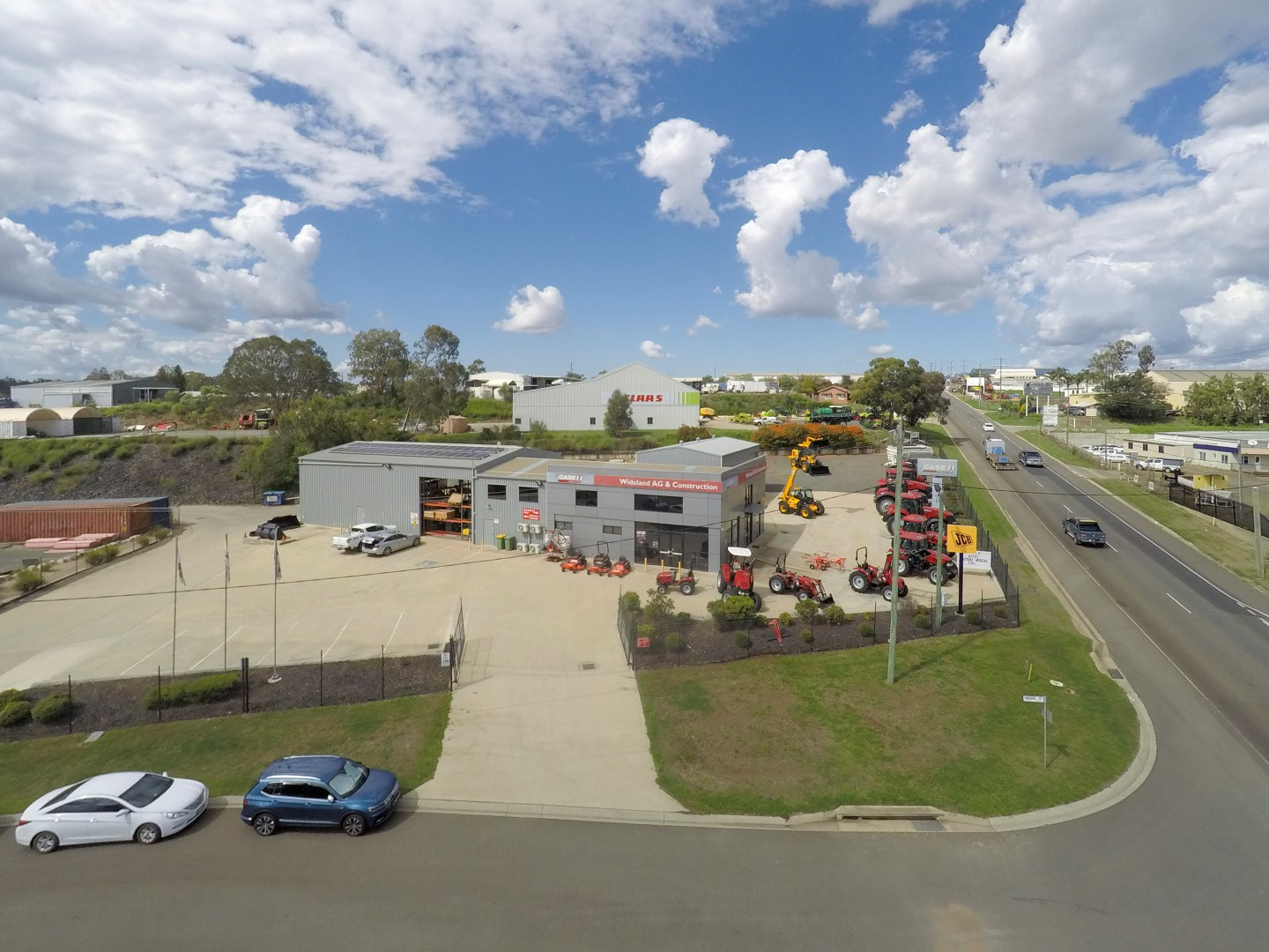 Trophy Freehold Toowoomba Investment Triple Net Lease to Regional Success Story