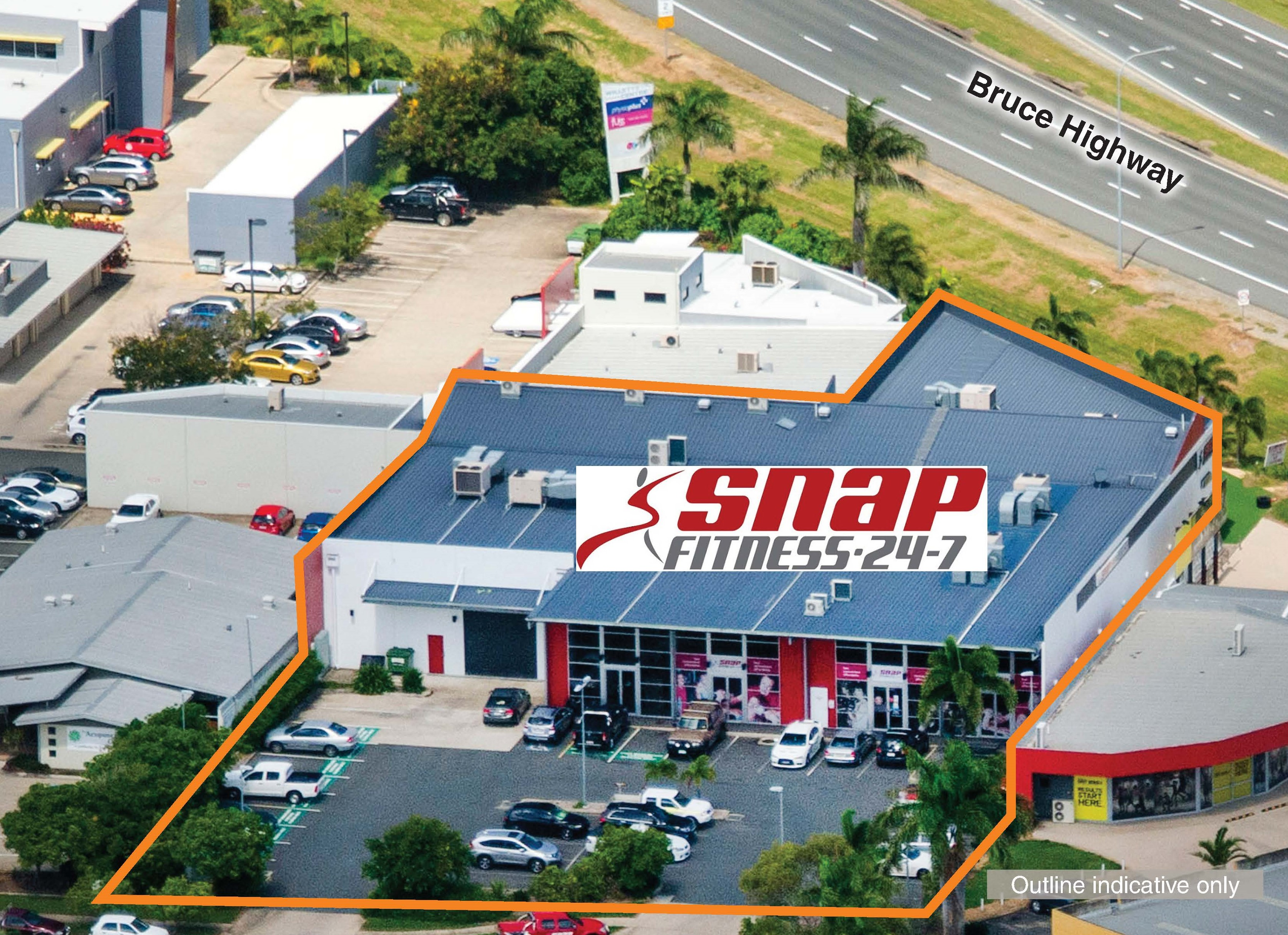 New 10 Year Lease Plus Options to 2038 High Yielding Strategic Bruce Highway Location – 9% Yield
