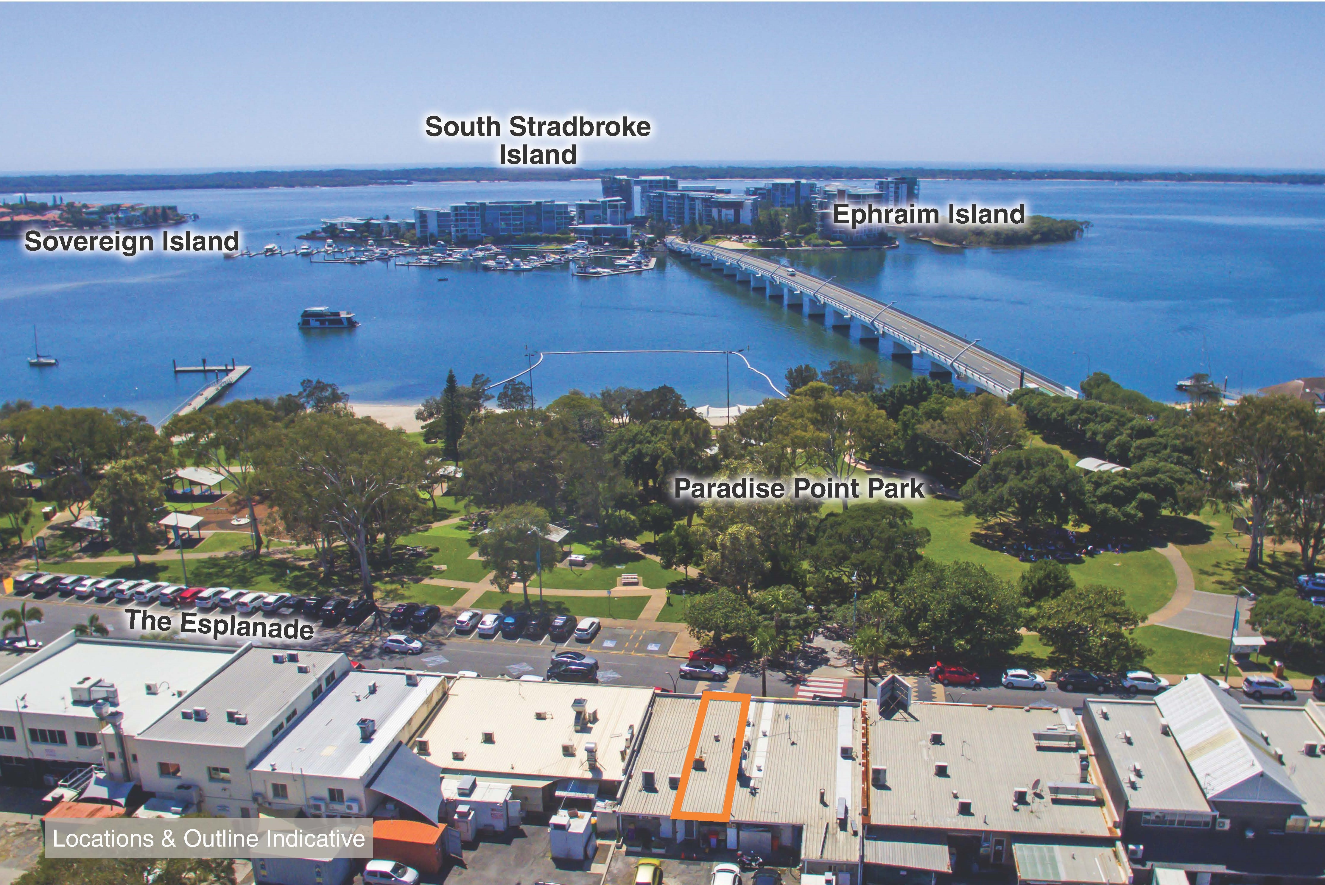 Prestigious Gold Coast Boutique Retail Investment with Potential for Redevelopment – Broadwater Views