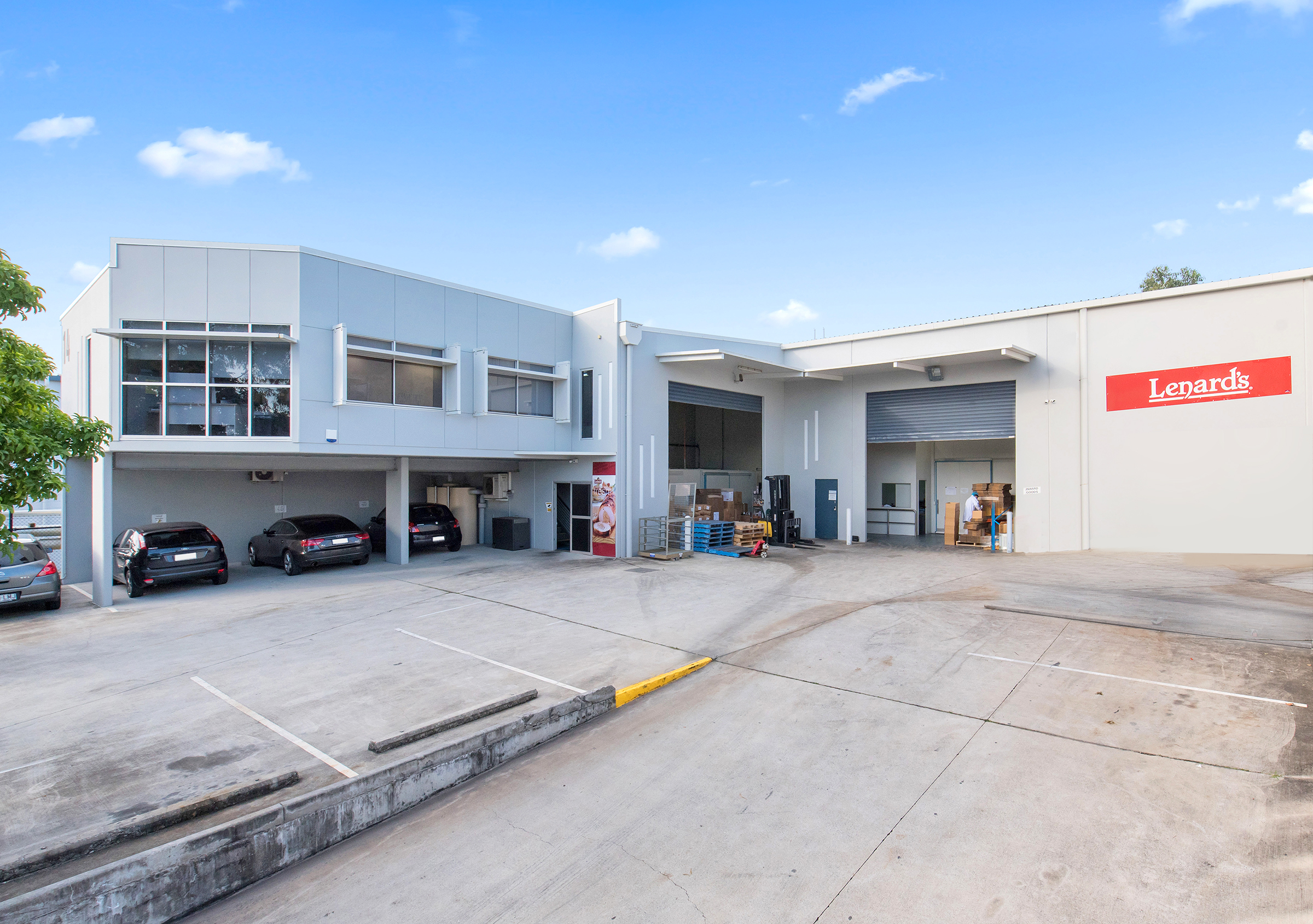 Brisbane Industrial Investment – 7 Year Lease to Iconic National Brand