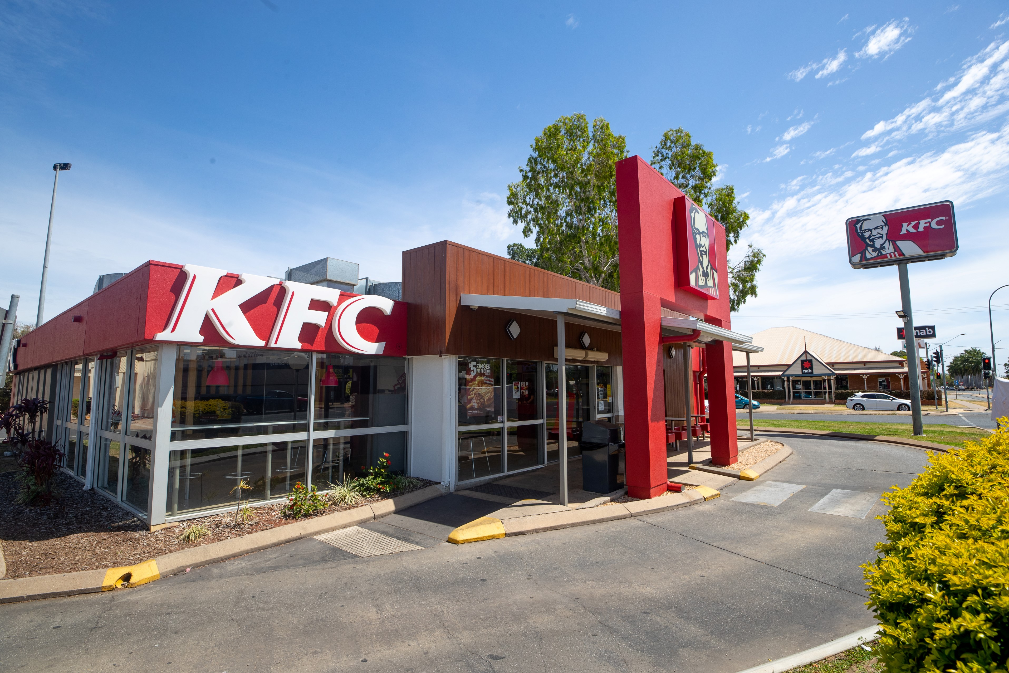 Top Performing KFC – Adjoins Woolworths Anchored Shopping Centre