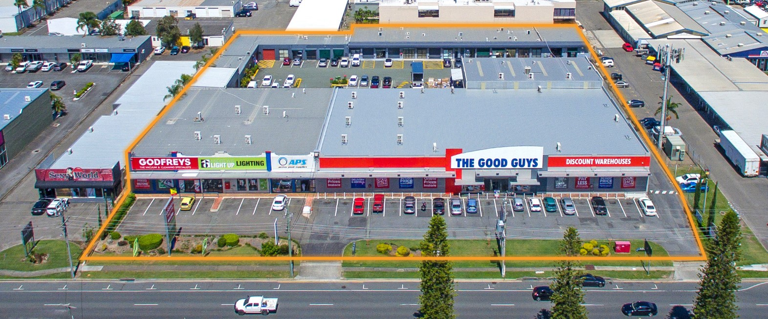 Massive Landholding in Central – Gold Coast Commercial Precinct