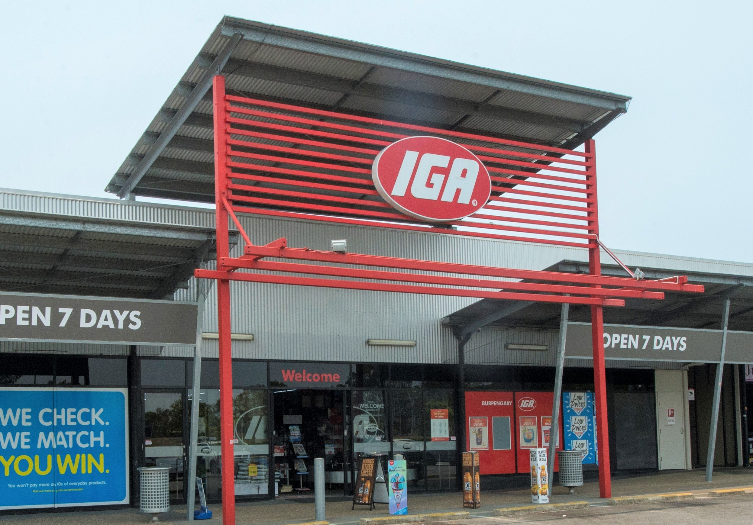 IGA Supermarket – 15 Year Lease plus options to 2039 – Brisbane's Northern Growth Corridor