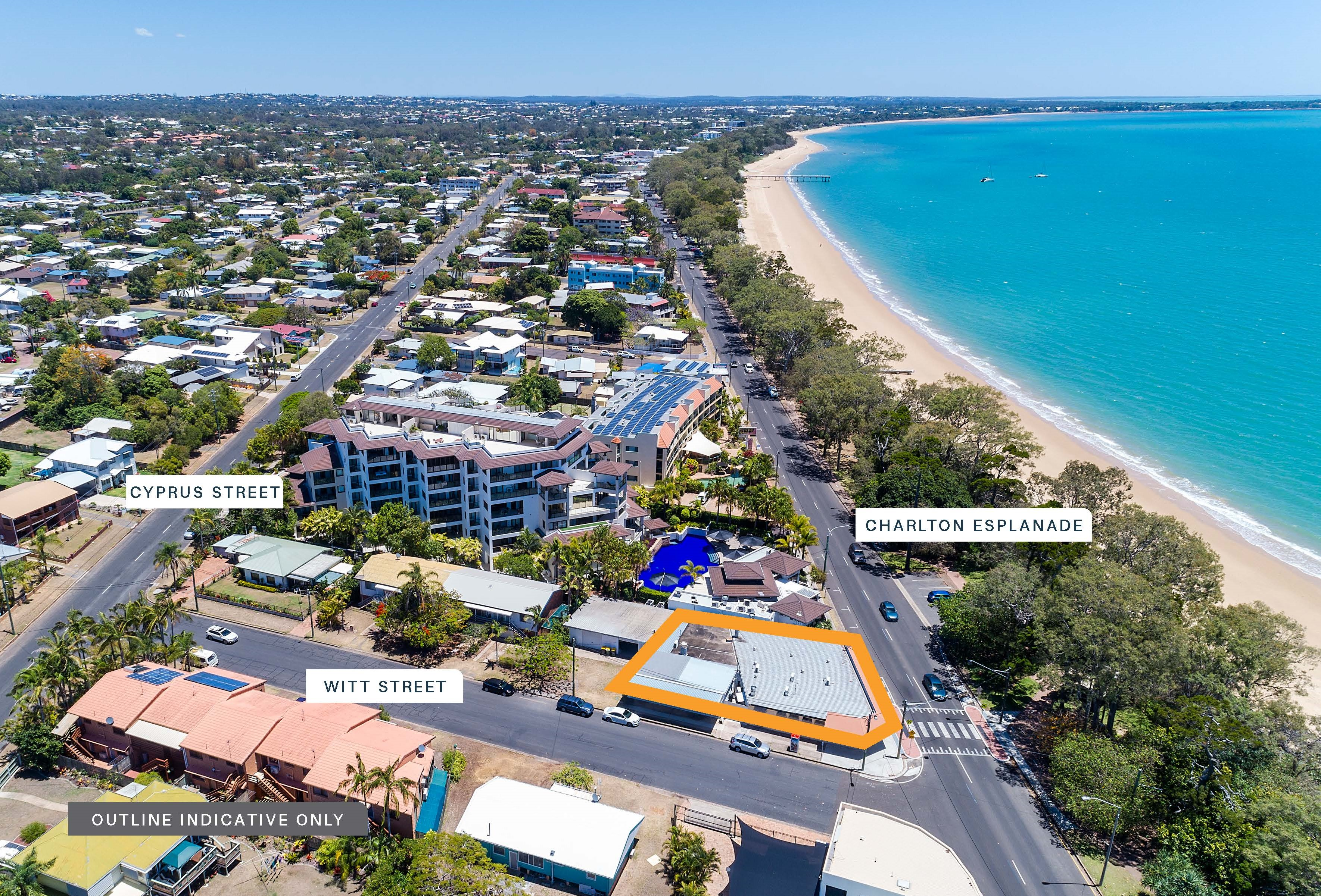 Beachfront Investment – Multi-Storey Potential