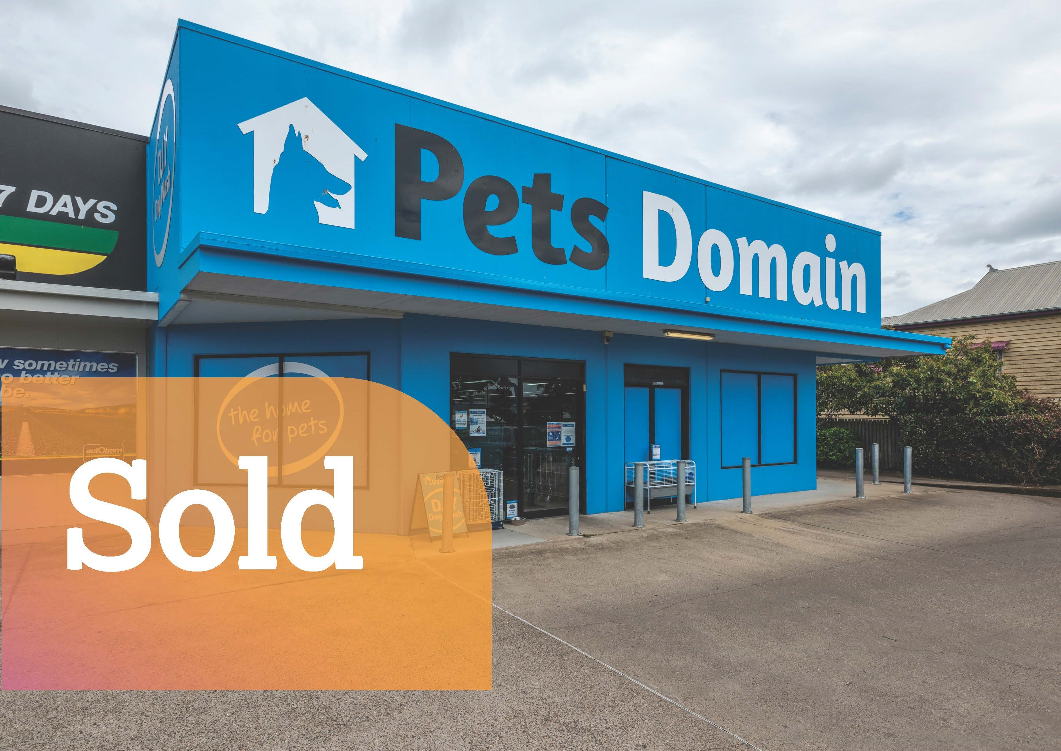 New 10 Year Lease + Options to 2039 – National Pet Sales Retailer