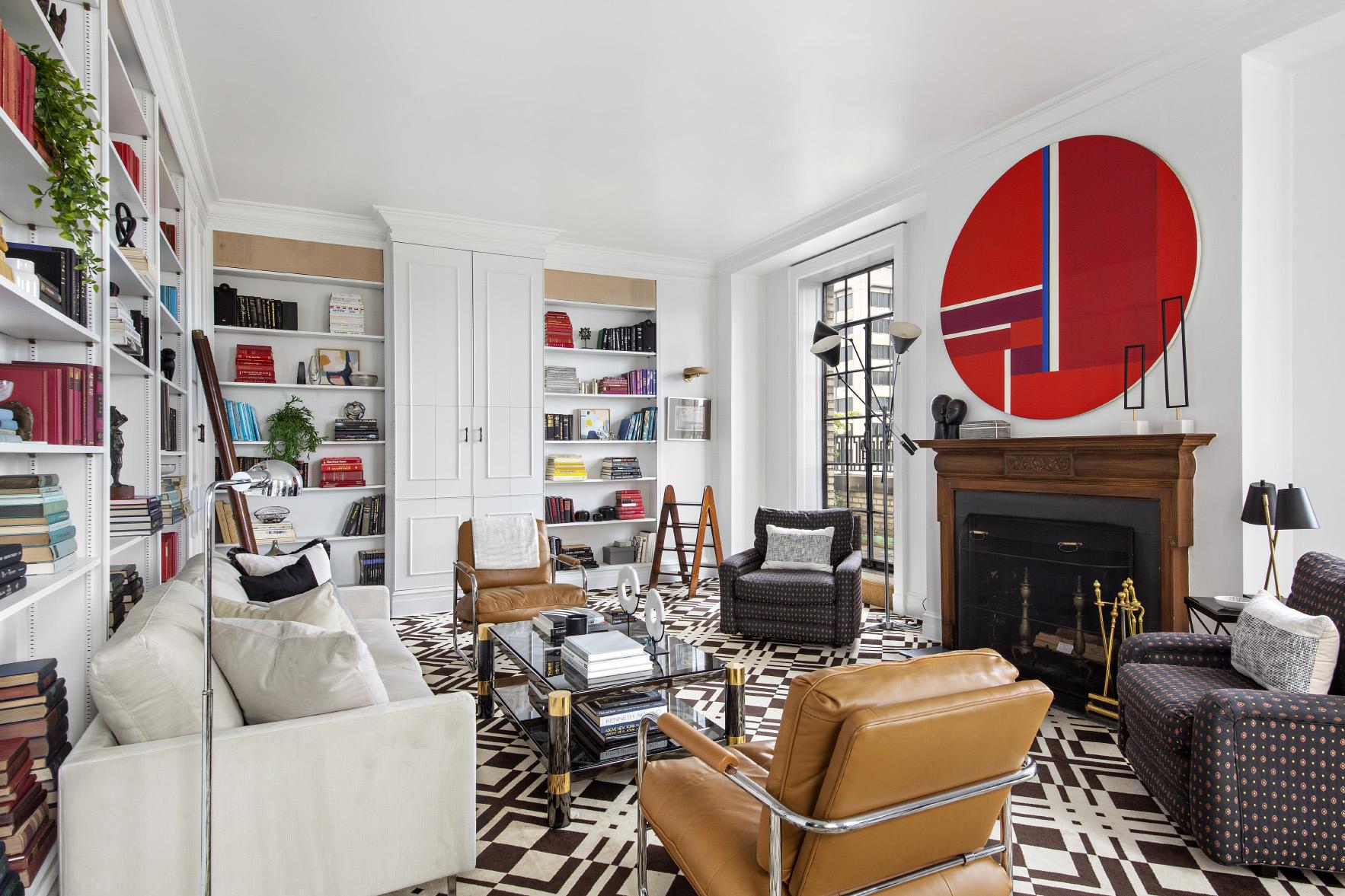 office den at 895 park avenue pha in new york city