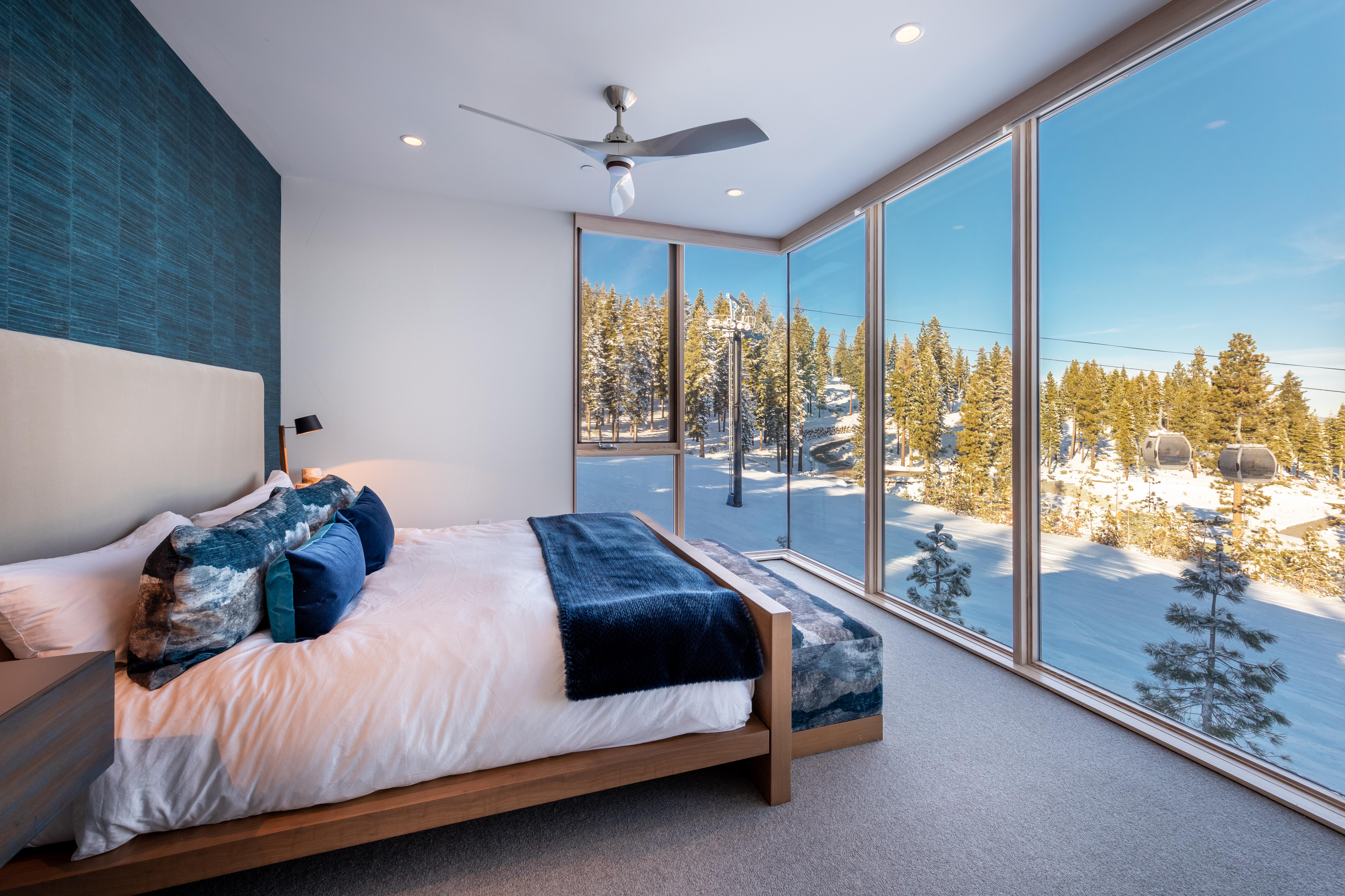 bedroom inside tellar rsidence at northstar 14223 mountainside pl