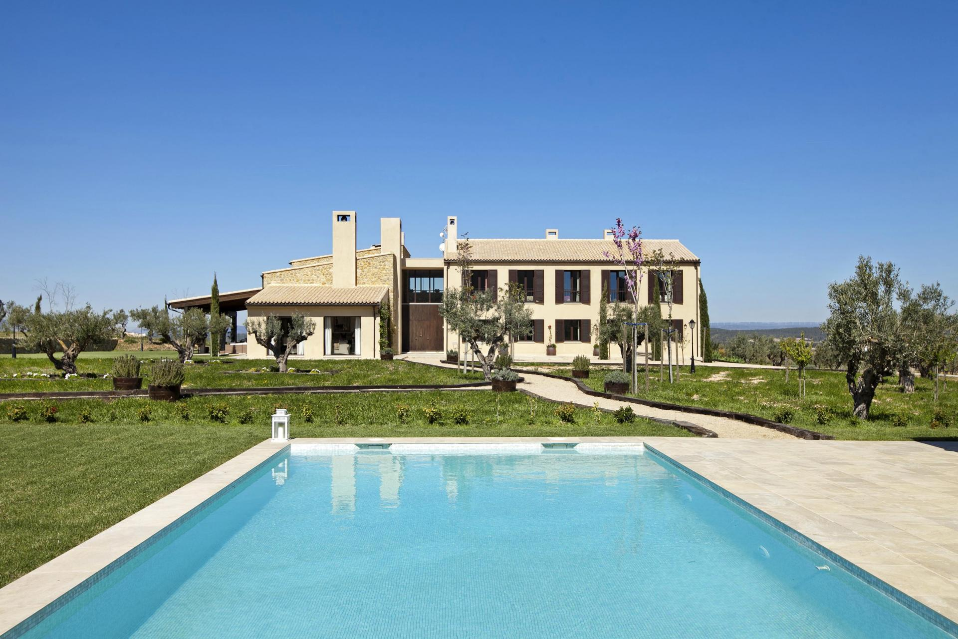 Large Estate in the Valencian Countryside