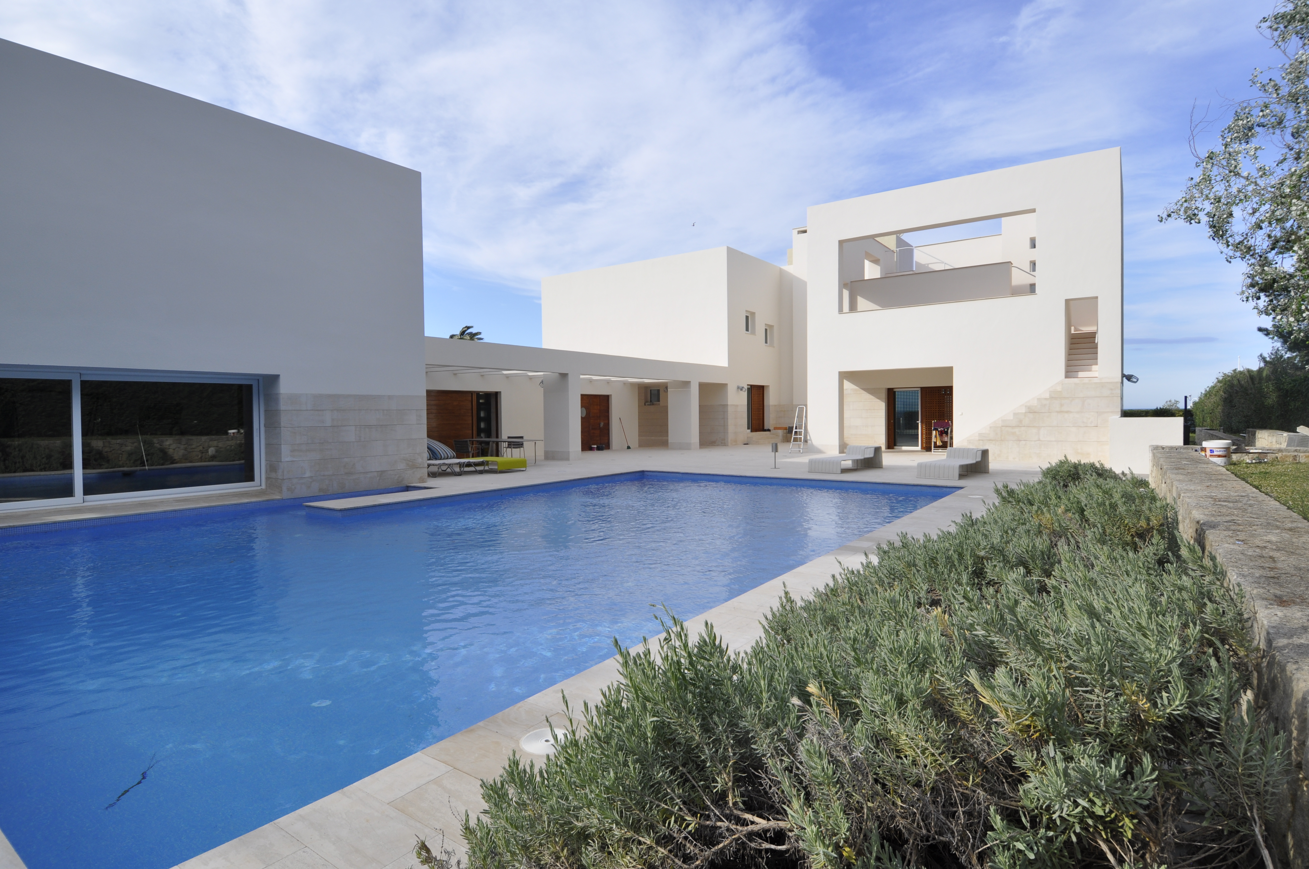 denia luxury villa in the las rotas community