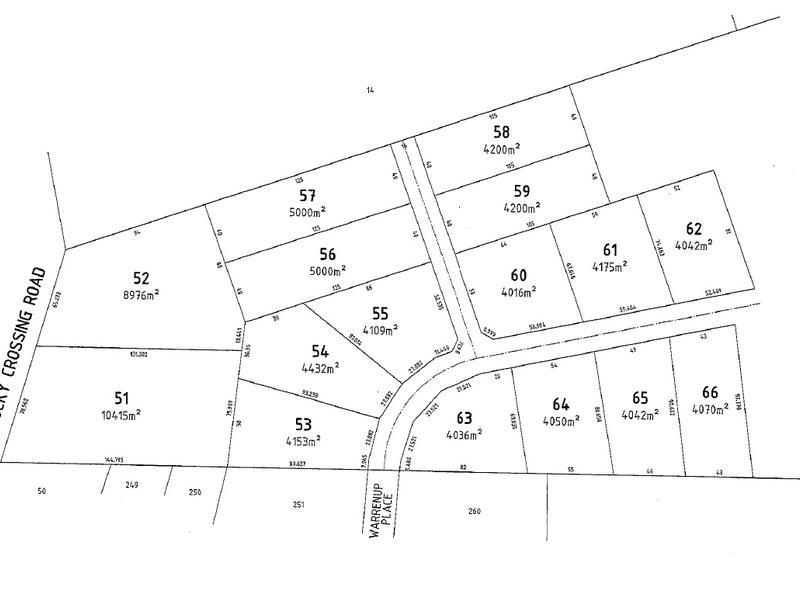Lot 57 Warrenup Place, WARRENUP