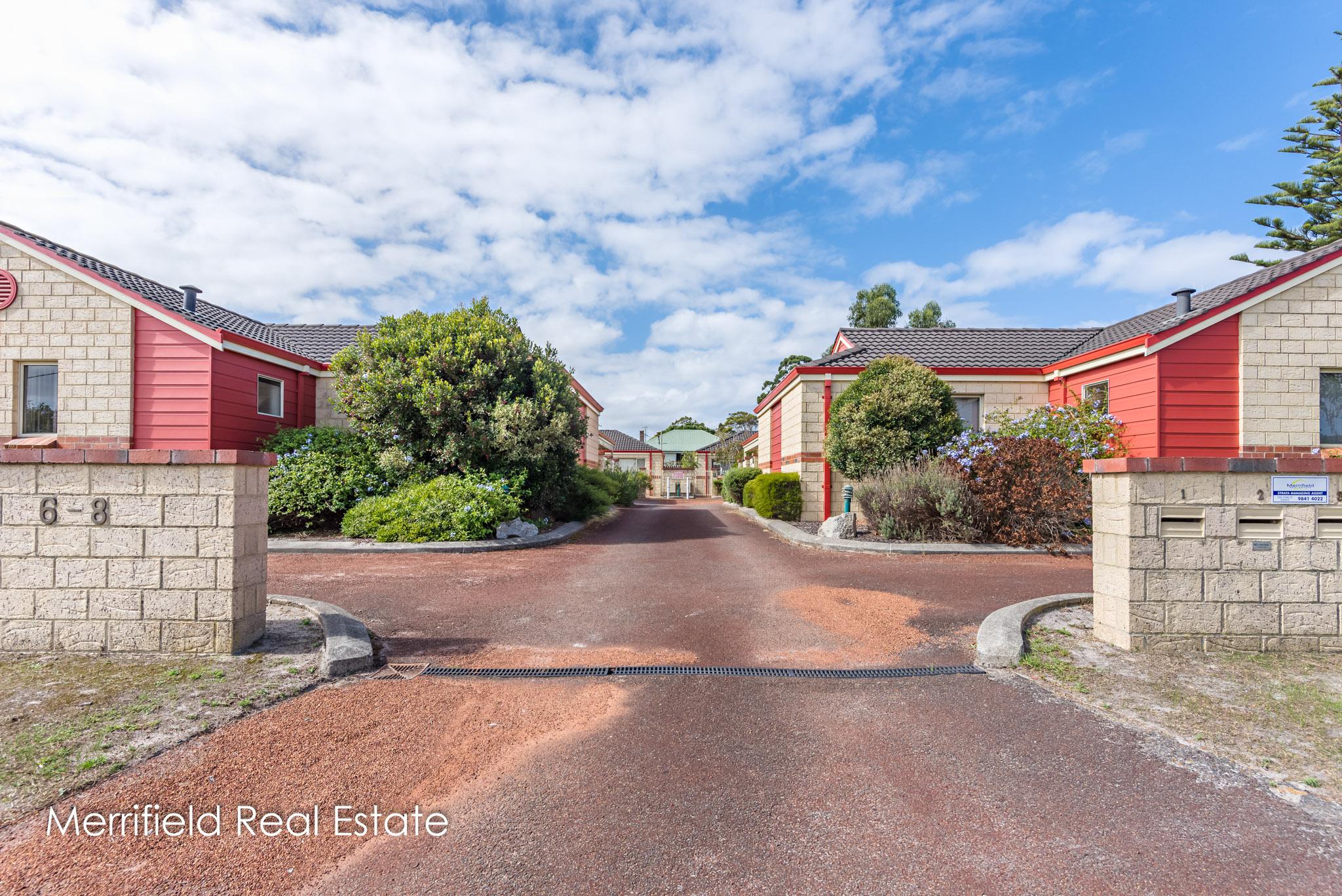 4/8 Tasman Street, Centennial Park