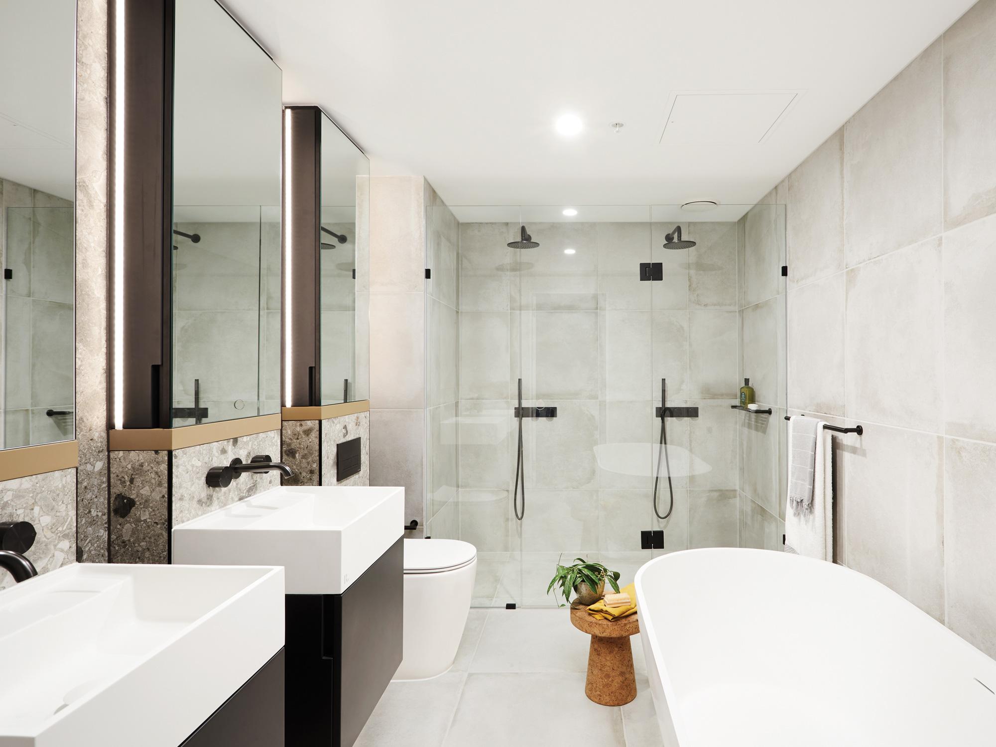 Rise Skyhome Bathroom