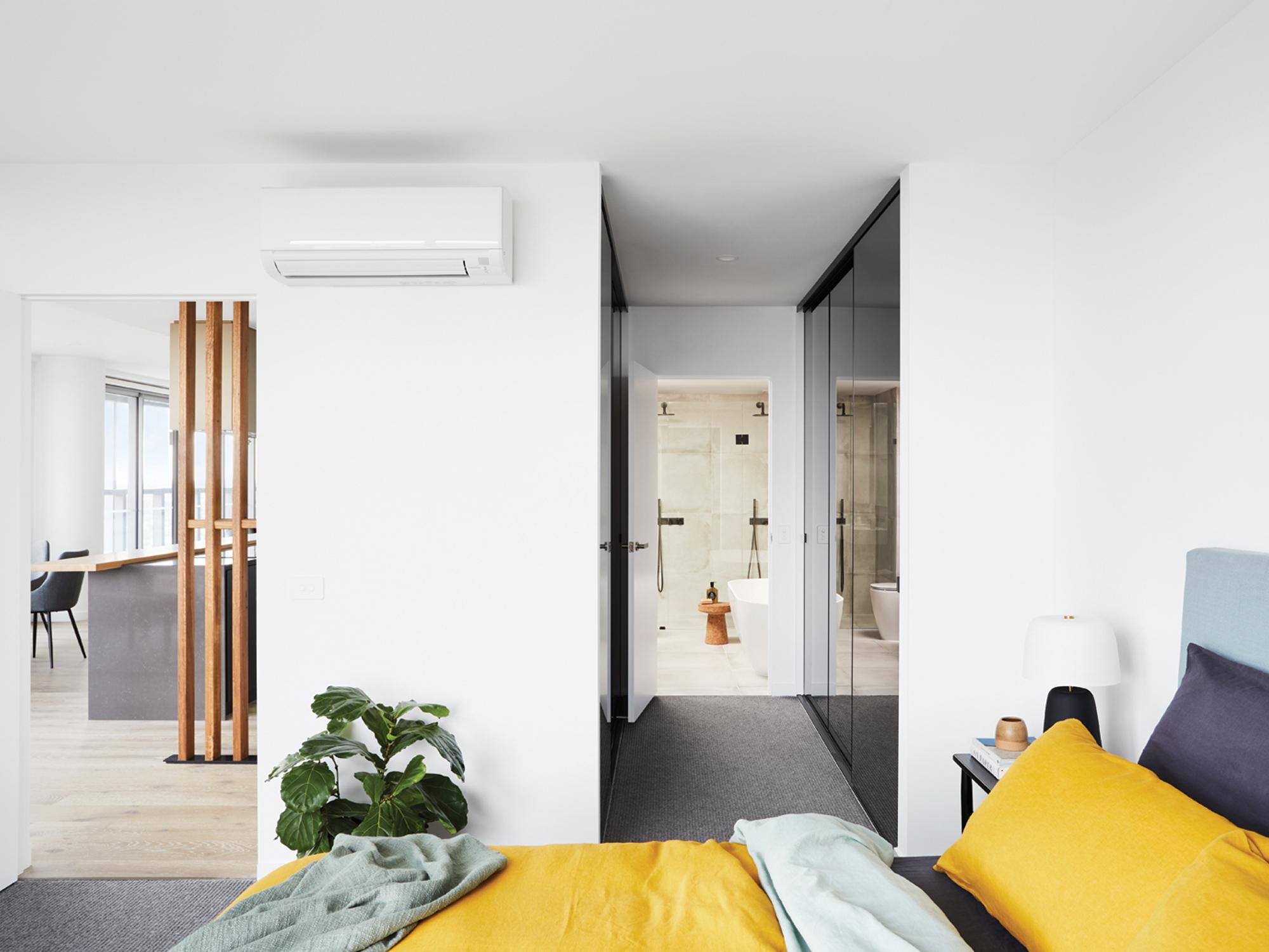 Rise Skyhome Bedroom