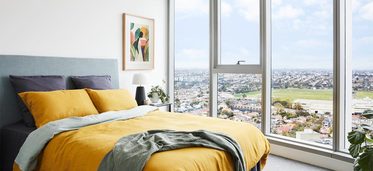 Rise Bedroom
