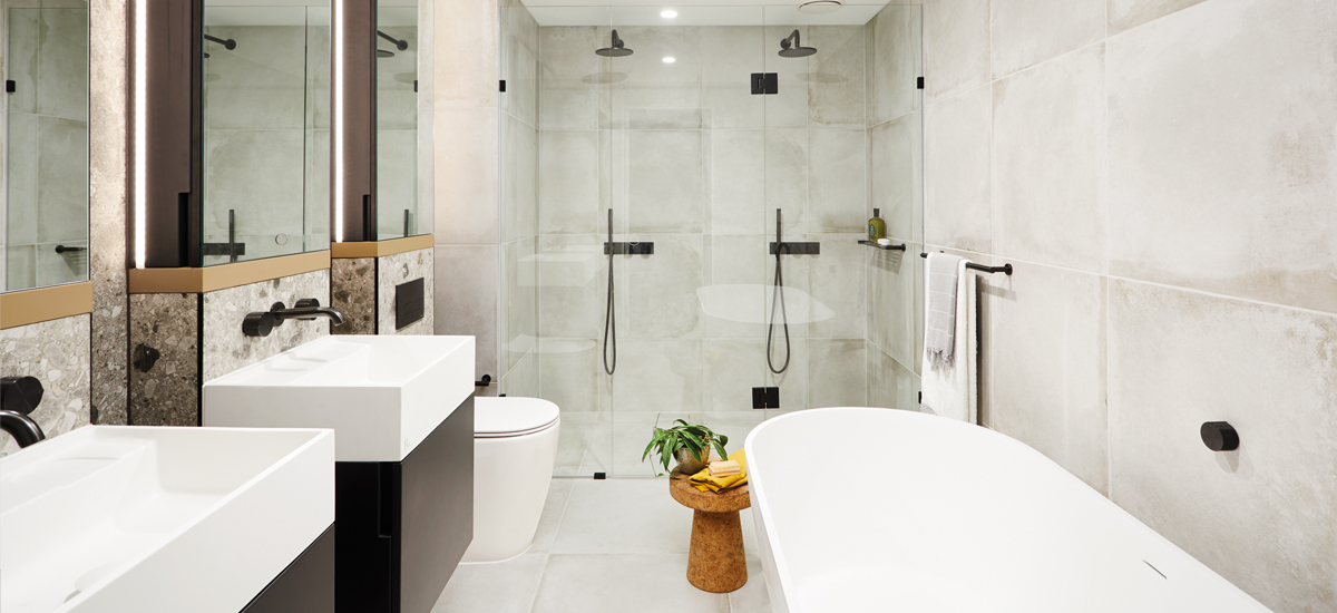 Rise Bathroom