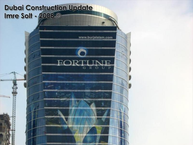 Property - Office for rent in Jumeirah Lake Towers- Dubai - Good Offer Nice Office  In Fortune Tower In J.l.t Dubai