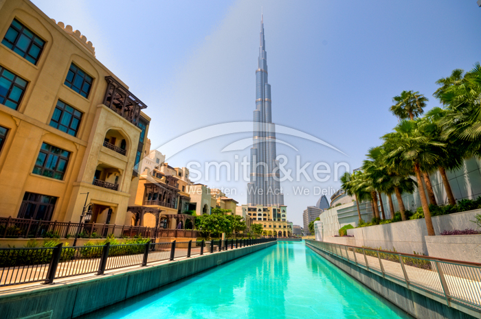 Burj Khalifa - Apartment - Sea  View - 2056 sq ft 2 Bed