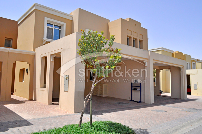 Al Reem 3 - Villa - Community View - 2456 sq ft 3 Bed