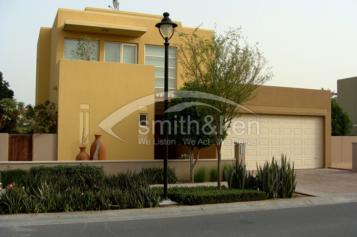 SAHEEL - Villa - Park View - 3324 sq ft 3 Bed