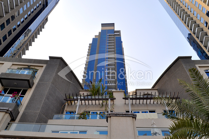 Marina Promenade - Attessa - Apartment - Marina - 1031 sq ft 1 Bed