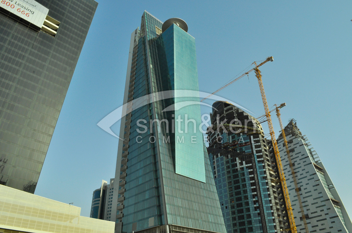 The Prism Tower - Office - Community View - 1164 sq ft
