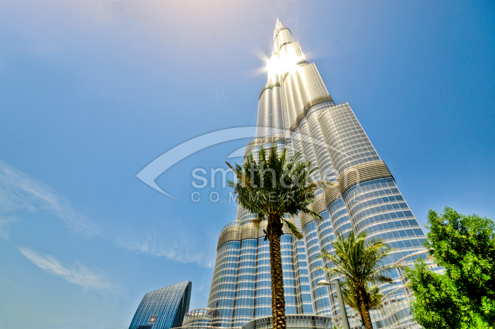 Burj Khalifa - Office - Community View - 11120 sq ft