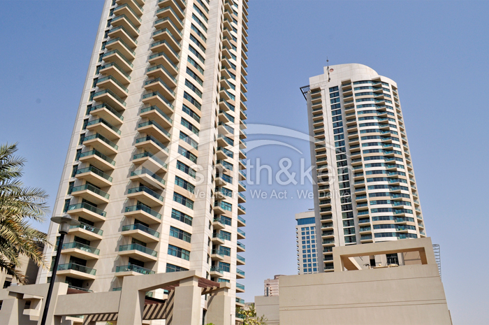 Links West Tower 1 - Apartment - Community View - 1323 sq ft 2 Bed