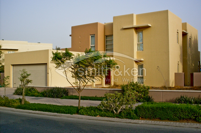 SAHEEL - Villa - Road View - 5308 sq ft 5 Bed
