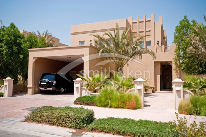 AL MAHRA - Villa - Park View - 3952 sq ft 4 Bed
