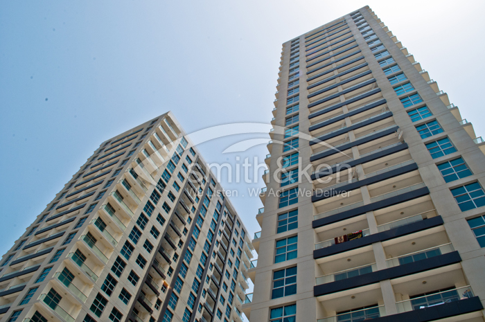 DEC Tower 2 - Apartment - Marina View - 1739 sq ft 2 Bed