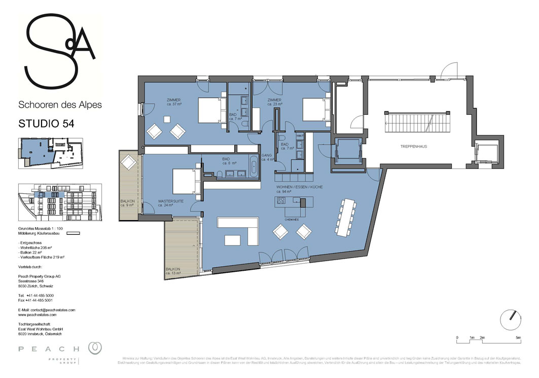 Studio 54 Floor Plan 100 Studio 54 Floor Plan 100 Small