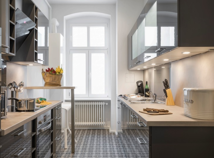 Newly Renovated Apartment In Berlin Charlottenburg