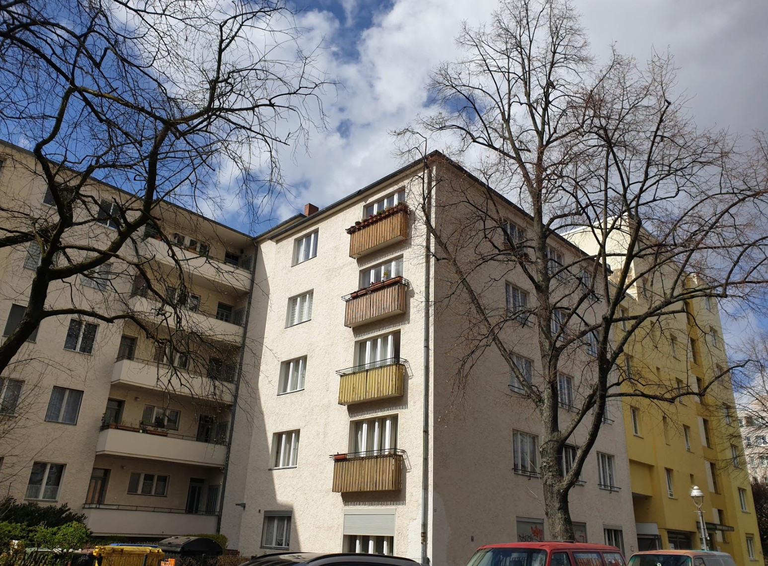 Tenanted Apartment in Top Location Close to Mauerpark