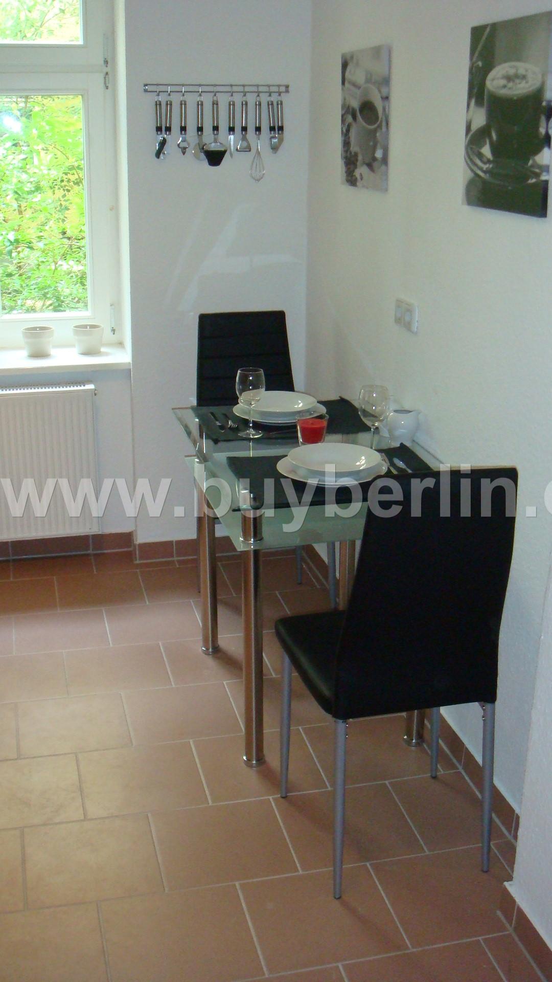 Excellent Studio in Prenzlauer Berg