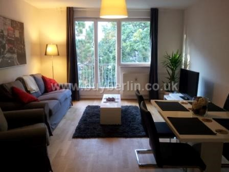 1 Bed Apartment Berlin City West
