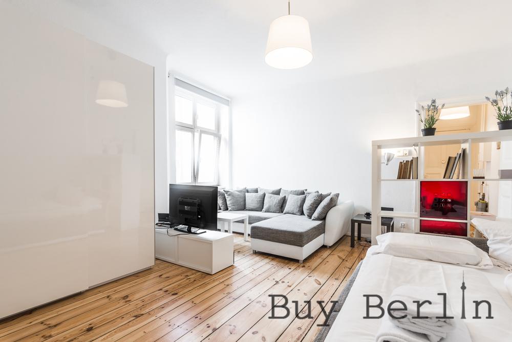 Fully Modernised Apartment in Prenzlauerberg