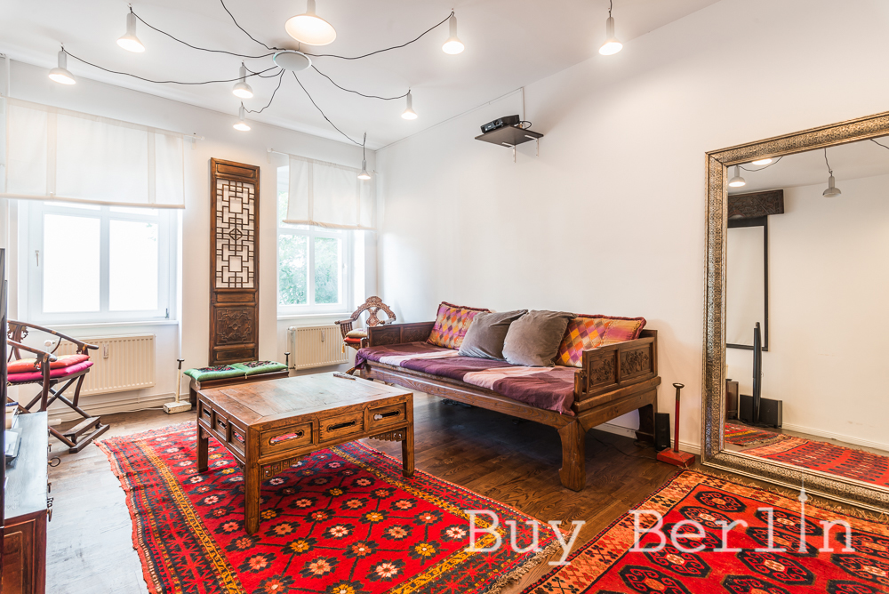 1 Bedroom apartment in the heart of Prenzlauer Berg