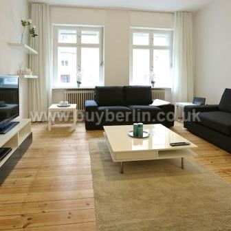 Modern Apartment In Charlottenburg