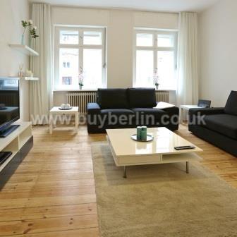 Modern Apartment In Charlottenburg