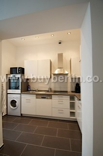 Furnished Modern 1 Bedroom Apartment