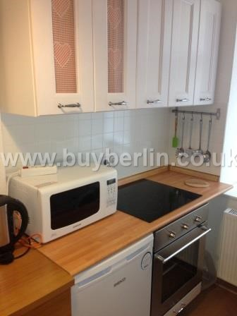 Studio in the heart of Prenzlauerberg